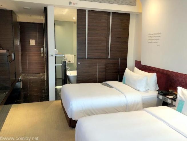 Le Meridian Bangkok(ル・メリディアン バンコク)浴室2