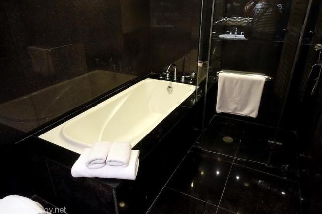 ブレスレジデンス(BLESS RESIDENCE BANGKOK)浴室