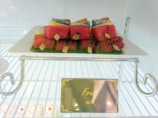 ドンムアン空港(Bangkok Don Mueang Intl) The Coral Executive Lounge buffet _6