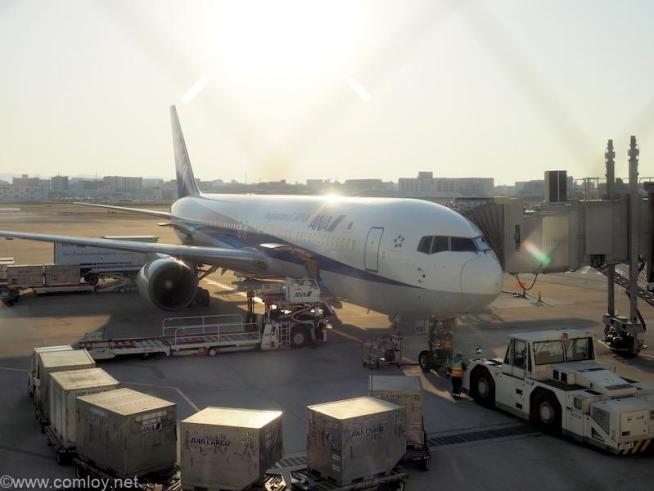 全日空 ANA428 福岡 - 伊丹 JA8674 B767-300 Boeing767-381 25661/543 1994/06