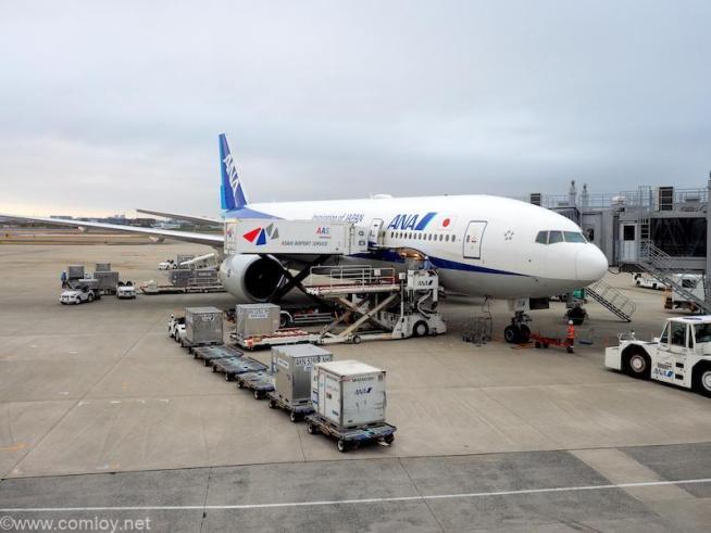 JA714A B777-200 Boeing777-281 28276/523 2005/06