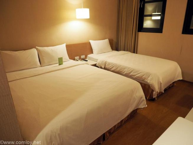 カインドネス ホテル カオション メイン ステーション (Kindness Hotel - Kaohsiung Main Station) お部屋
