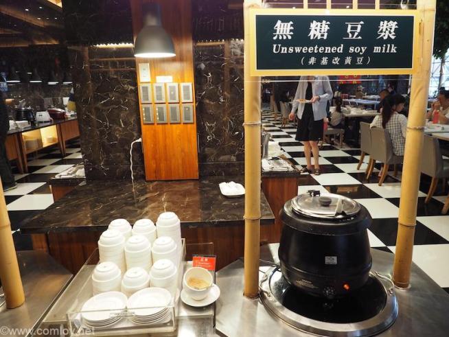 台湾・花蓮 カインドネス ホテル フアリエン (Kindness Hotel Hualien)(康橋大飯店花蓮站前館)朝食