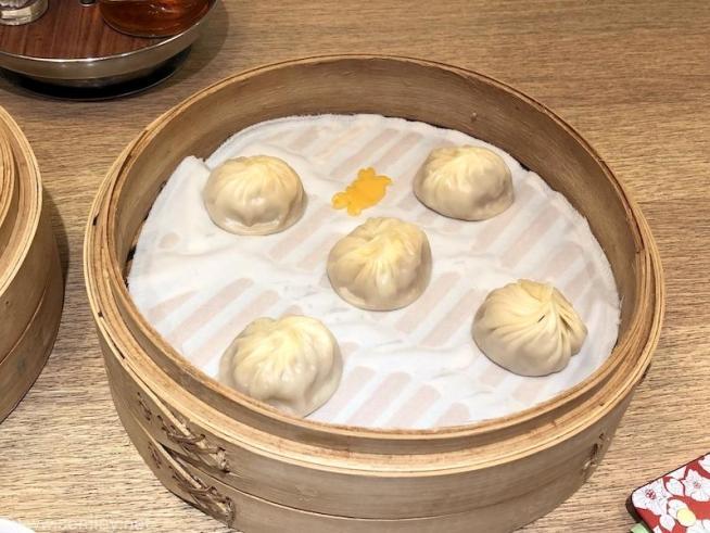 鼎泰豊(ディンタイフォン) かにみそ小籠包