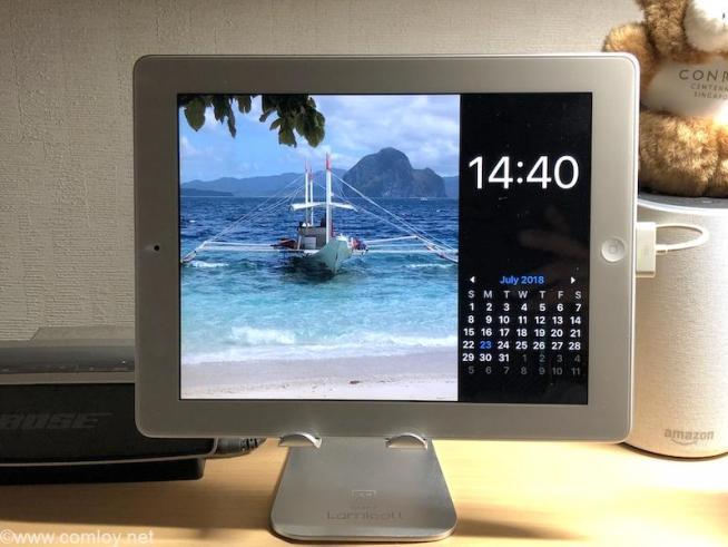Photo Frame Calendar & Clock
