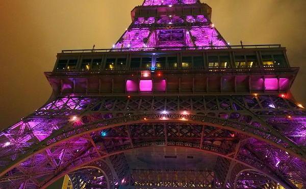 Parisian macau