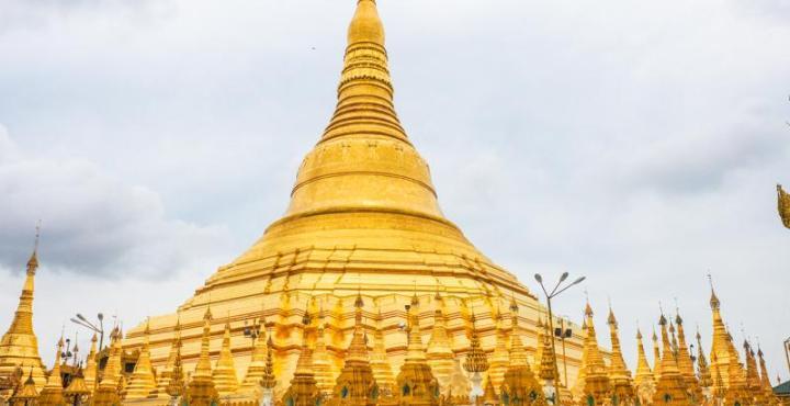 シュエダゴン・パゴダ(Shwedagon pagoda)