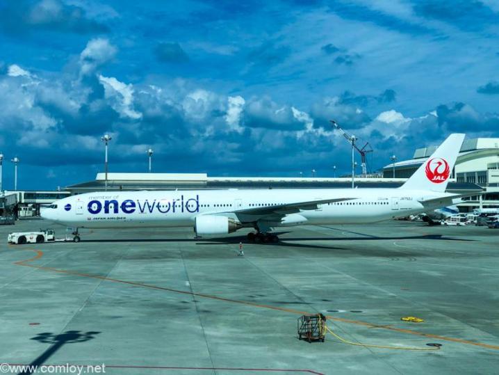 JA752J B777-300 Boeing777-346 27655/460 2003/11〜