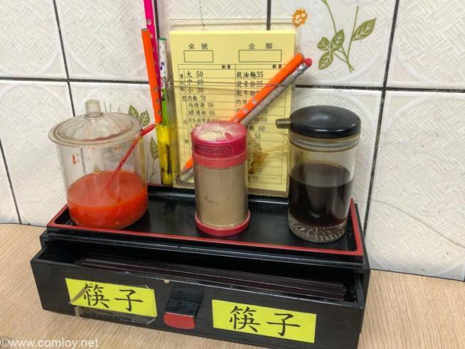 金峰魯肉飯(チンフォンルゥロウファン)