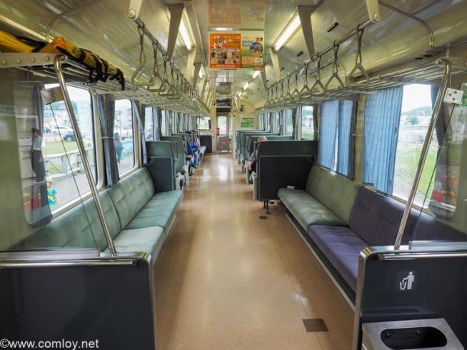 JR富良野線普通電車