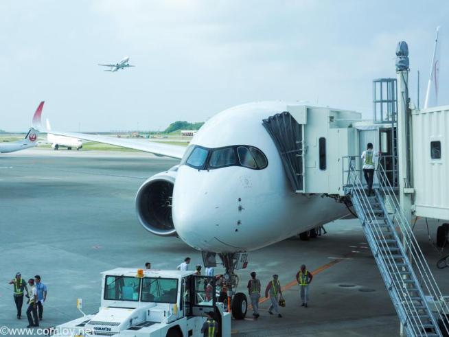 JA03XJ A350-900 Airbus A350-941XWB 343 2019/09〜