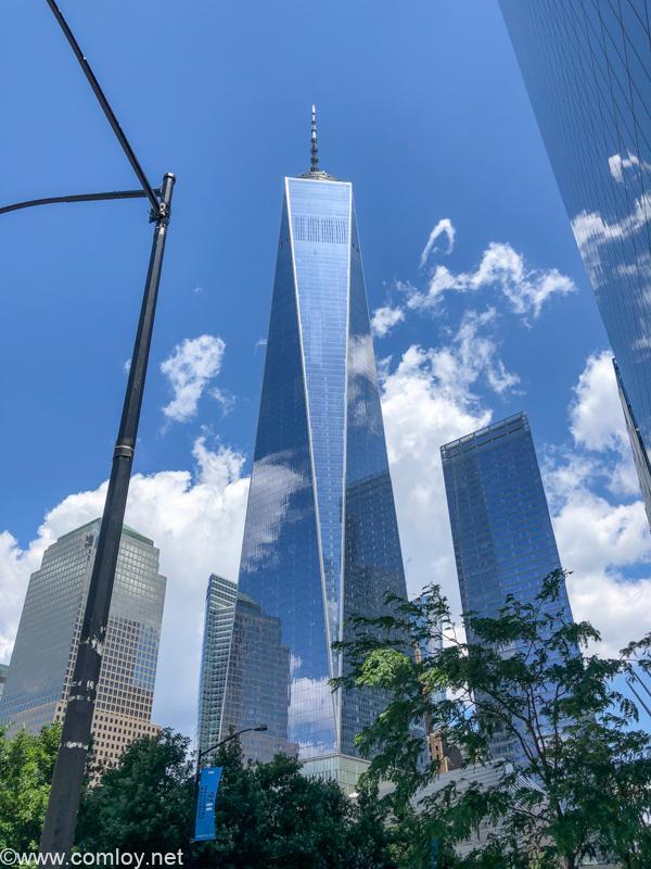 ワンワールド トレードセンター(One World Trade Center)