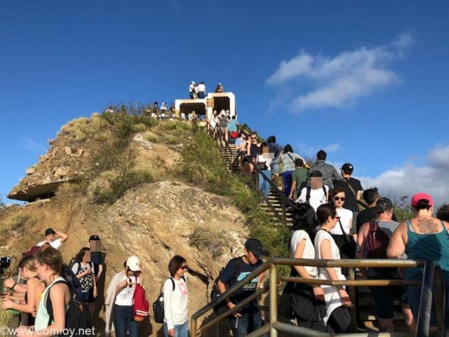 ダイアモンド・ヘッド・クレーター・ハイク(Diamond Head Crater Hike)