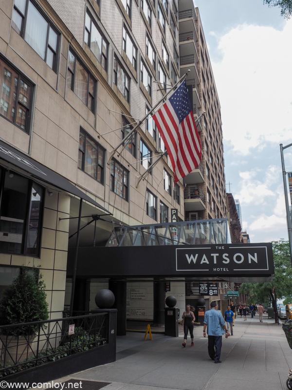 ザ ワトソン ホテル(THE WATSON HOTEL)
