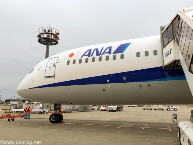 JA891A B787-9 Boeing787-9 40751/550 2017/04〜