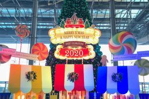 スワンナプーム空港 2020年始