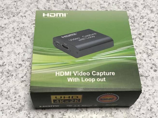 HDMI キャプチャーボード