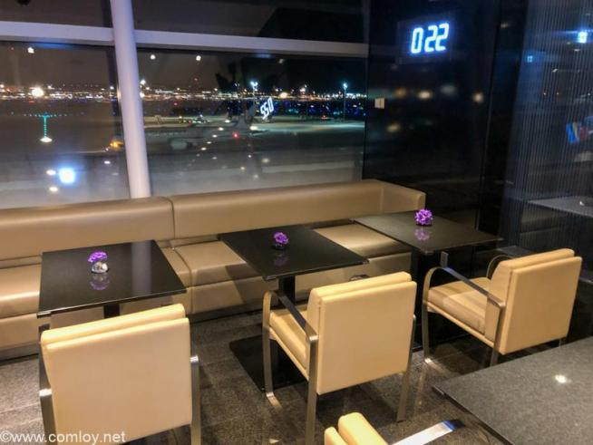 ANA SUITE LOUNGE@羽田空港第三ターミナル DINING h