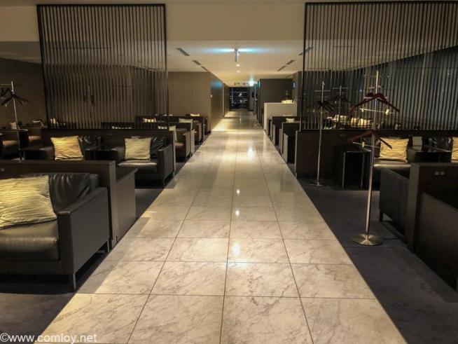 ANA SUITE LOUNGE@羽田空港第三ターミナル