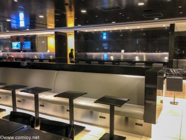 ANA LOUNGE@羽田空港第三ターミナル