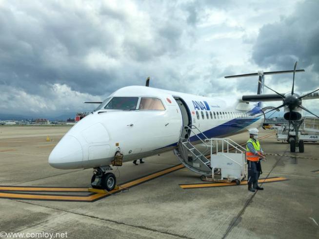 JA848A DHC-8-400 DHC-8-402Q Dash8 4102 2005/03〜