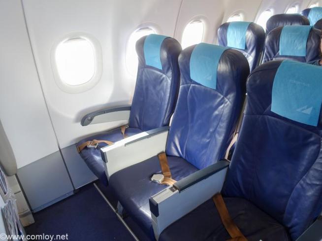 フィリピン航空 PR2042 カティクラン (ボラカイ) - マニラ エコノミークラス