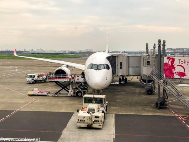 JA01XJ A350-900 AirbusA350-941 321 2019/06〜