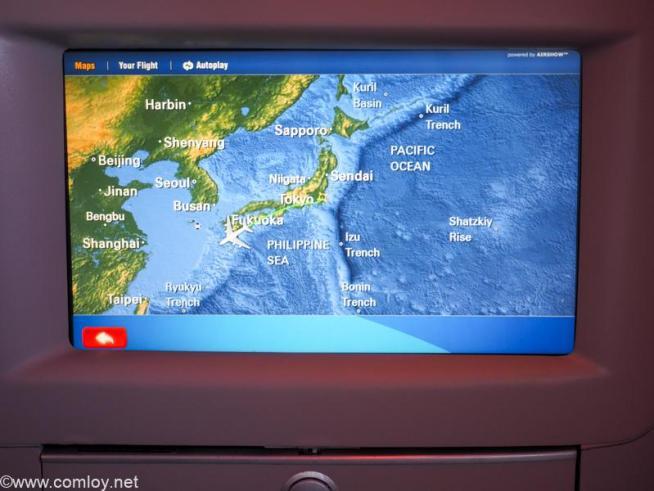 マレーシア航空 MH89 成田 - クアラルンプール