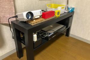 1万円でできたホームシアター
