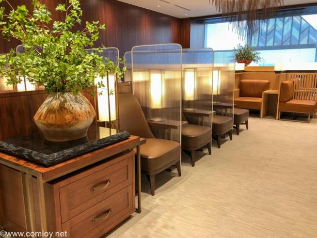 伊丹空港 JAL Diamond Premier Lounge