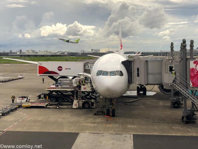 JA009D B777-200 Boeing777-289 27641/159 1998/09〜