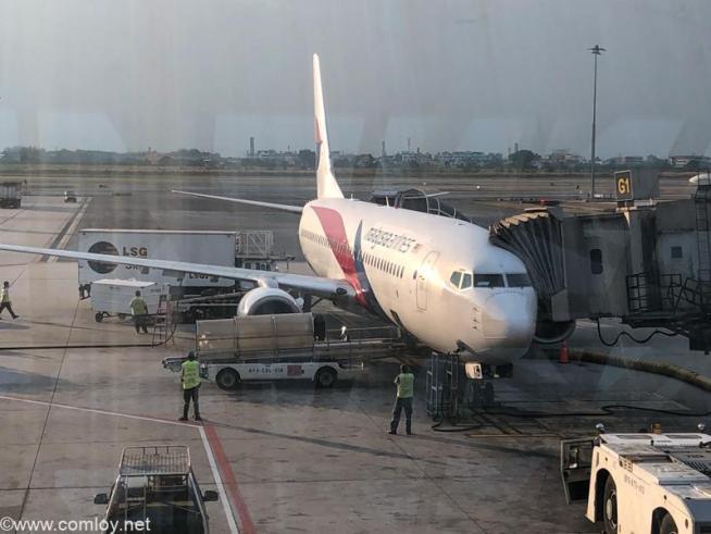 9M-MXB B737-800 Boeing737-8H6 40129/3458 2010/11