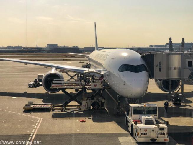 JA04XJ A350-900 airbus A350-941 352 2019/10〜