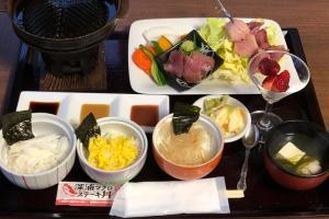 深浦マグロステーキ丼