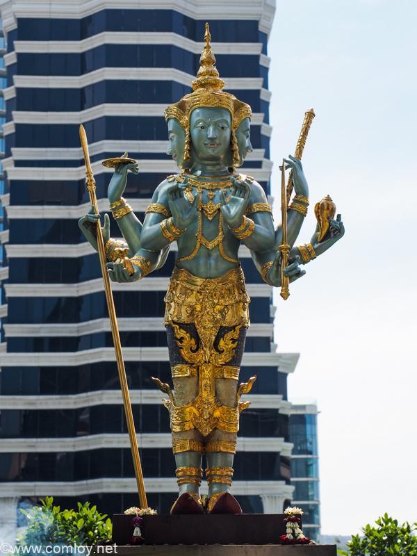 JATULOKBAL SHRINE (ジャトゥロクバル)四天王 GOD OF 4DIRECTION4方向の神 ターオ・ジャトゥロークバーンorターオ・ジャトゥローカバーン(ท้าวจตุโลกบาล)