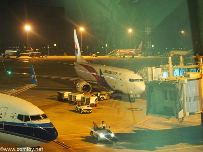 9M-MSF B737-800 Boeing737-8H6 40148/4512 2013/07〜