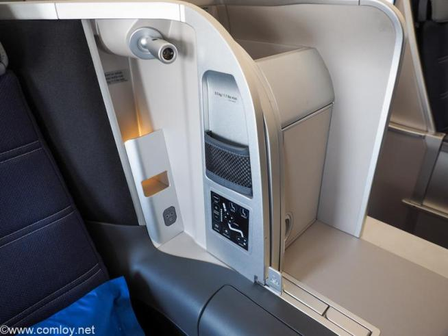 マレーシア航空 MH70 クアラルンプール - 成田 ビジネスクラス
