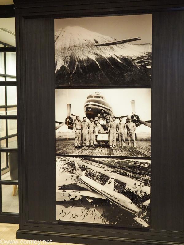 羽田空港 国際線ターミナル JAL ファーストクラスラウンジ 「RED SUITE」