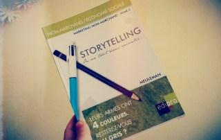 Storytelling - marketing non-marchand