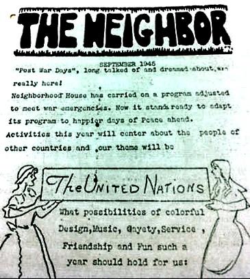 The Neighbor Newsletter