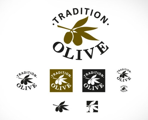 Logo Tradition Olive