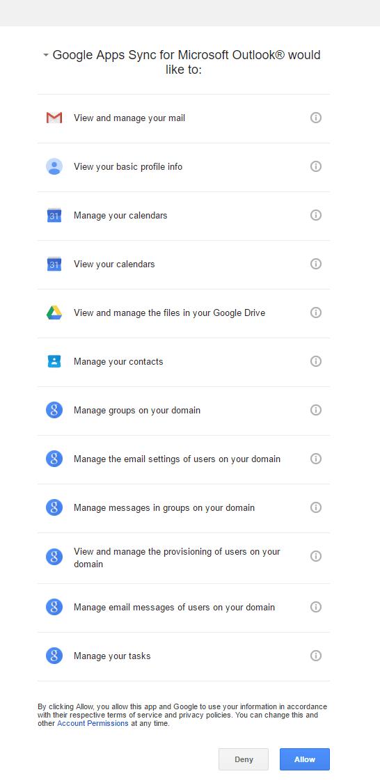 Google Inbox/Calendar vs Outlook – commadot com