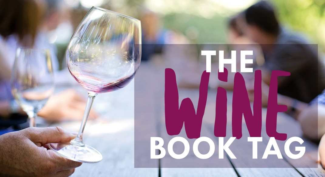 The Wine Book Tag