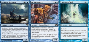 Top 10 Blue Cards in Commander