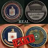 GEN Petraeus CIA Director Coin