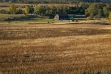 Tower View, Roulette Farm, Antietam National Battlefield Park, Sharpsburg, Maryland, October 19 2009