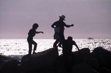 Crossing The Breakwater, Venice Beach (Vicinity), California, 19