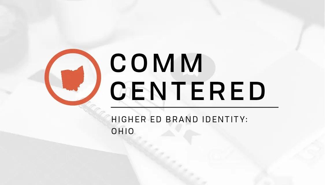 Higher Ed Brand Identity: Ohio