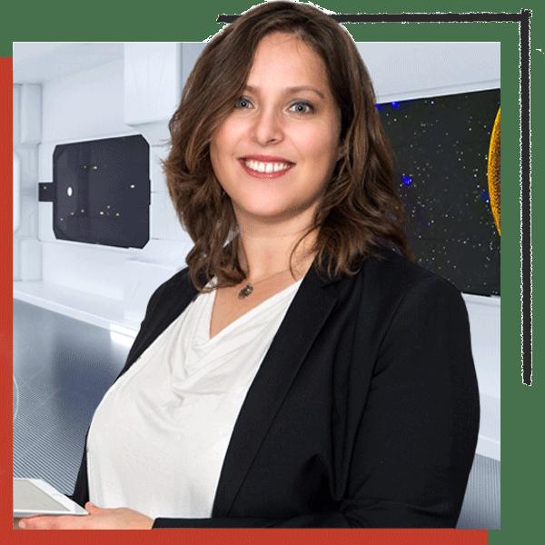 Cécile Neubert, votre consultante communication