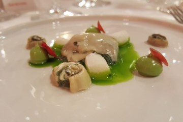 Cuando la comida es arte: Azurmendi 3
